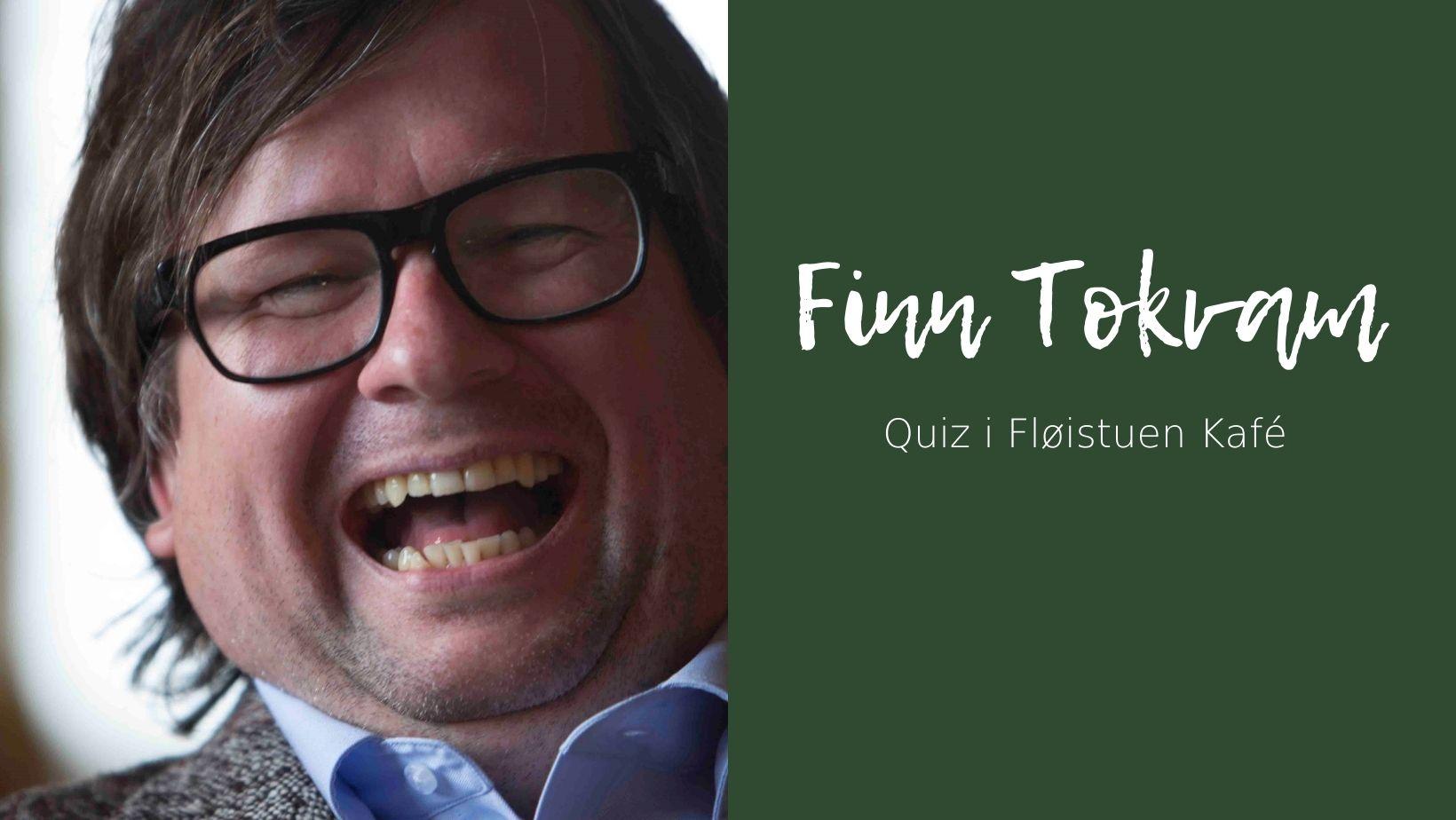 Quiz med Finn Tokvam