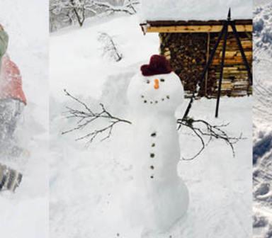 Verdens snømandag