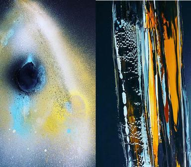 Kunst på fjellet: Christer Bergene