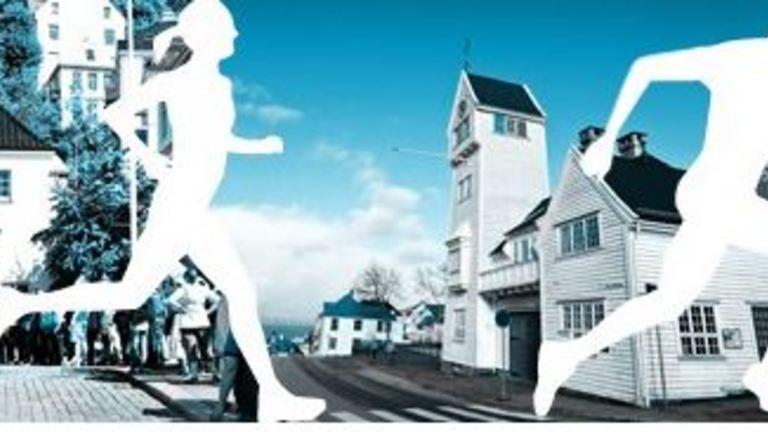 Motbakkeløpet Fløyen OPP 2019