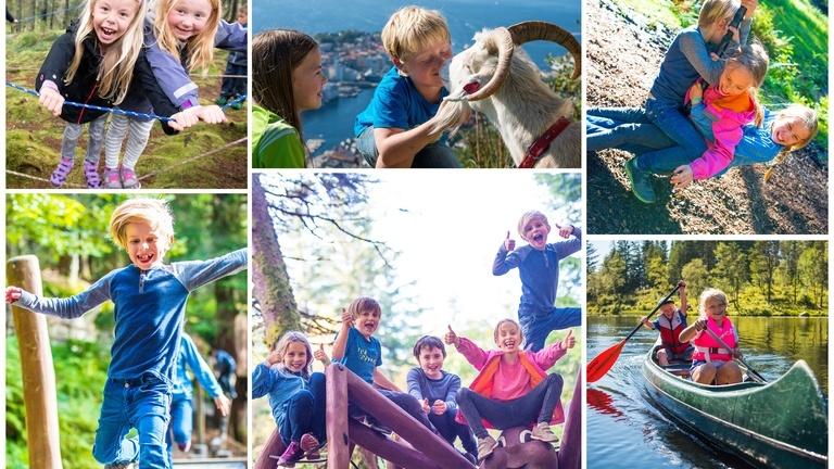 Naturskole, sommercamp på Fløyen uke 26(Utsolgt)
